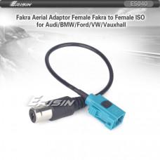 Преходник за радиоантена от ISO към Fakra конектор
