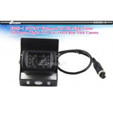 Erisin ES388-4 камера с 4-пинов конектор