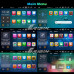 """Erisin ES8178A 7"""" Android 10 за Audi A4"""