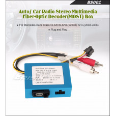 Erisin BS001 оптичен декодер за Мерцедес